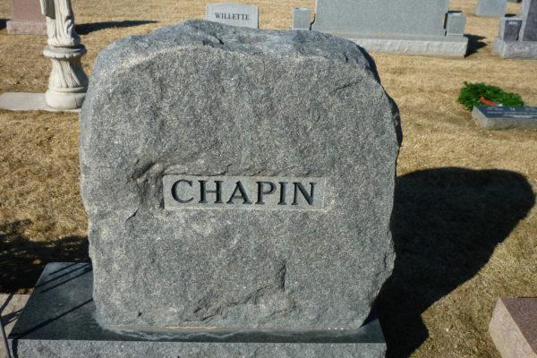 Chapin back