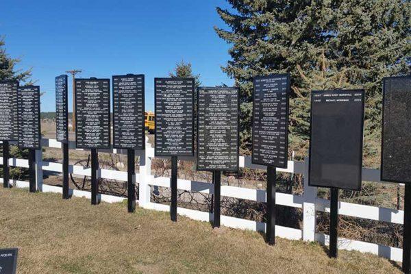 Civic Memorial | Mile High Memorials
