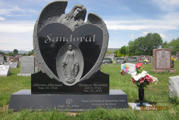 Mile High Memorials | Custom Stone Memorials | Denver, Colorado