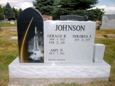 Johnson-Space Ship