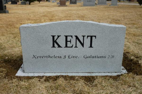 Kent back