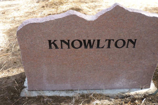 Knowlton Back