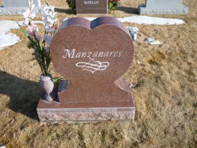 Manzanares back