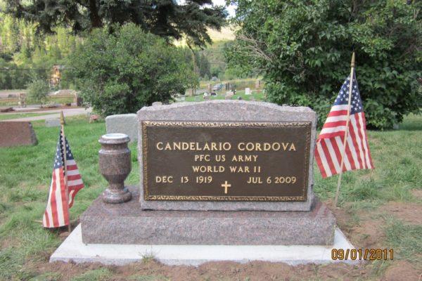 Cordova back
