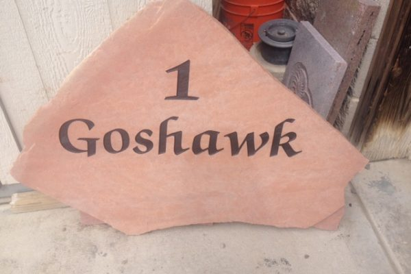 Goshawk sign