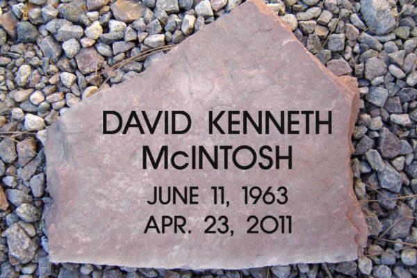 McIntosh stone 1