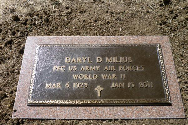 Milius bronze