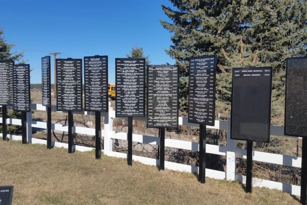Panels with Veterans Names | Military & Veteran Monuments | Mile High Memorials | Denver CO