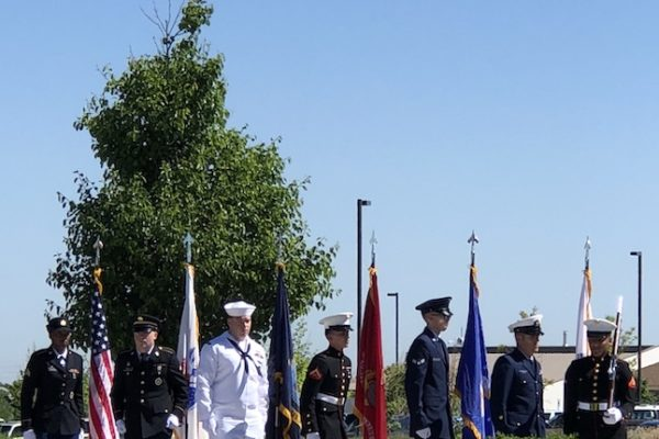 Veterans Memorial Ceremony | Veterans & Military Monuments | Mile High Memorials | Denver CO