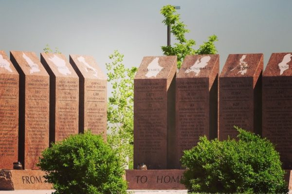 Veterans War Memorial | Military & Veterans Monuments | Mile High Memorials | Denver CO