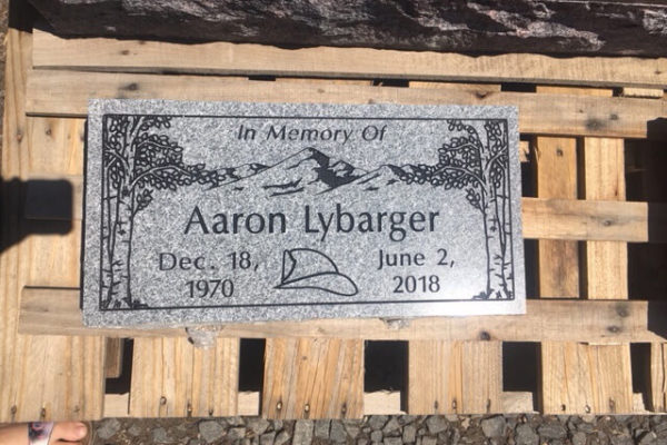 Aaron Lybarger