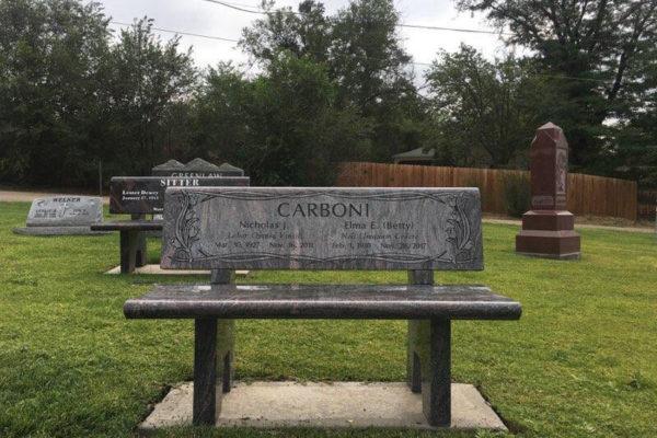 Carboni Bench