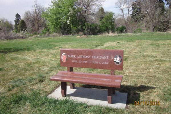 Chalfant bench