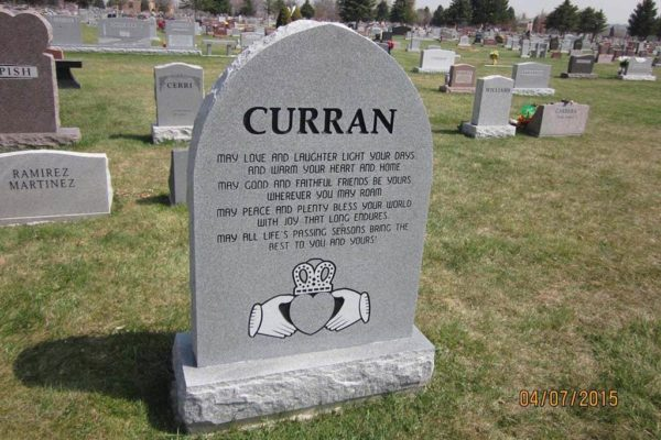 Curran back