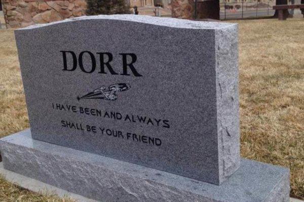 Dorr back
