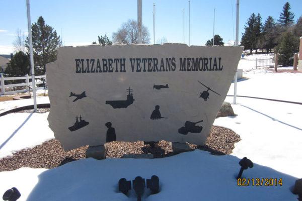 Elizabeth Vet Memorial
