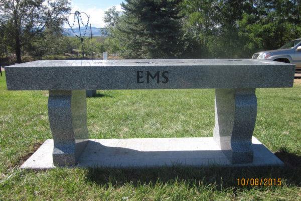 Ems back