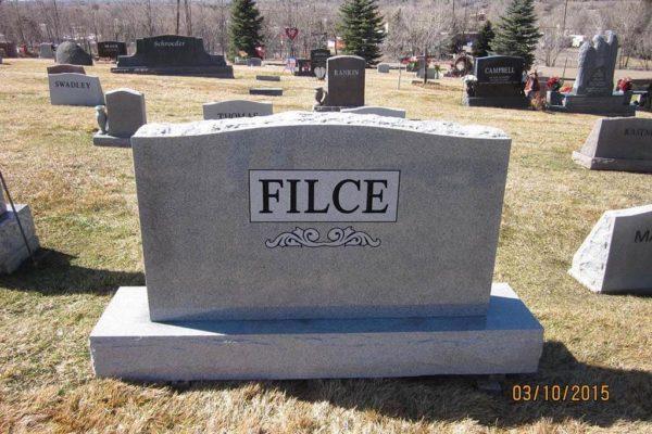 Filce back