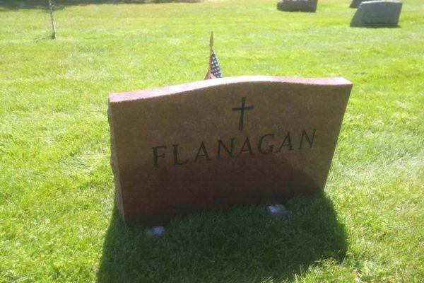 Flanagan Back