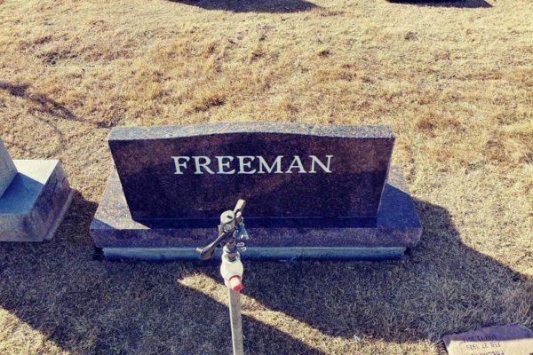 Freeman Back