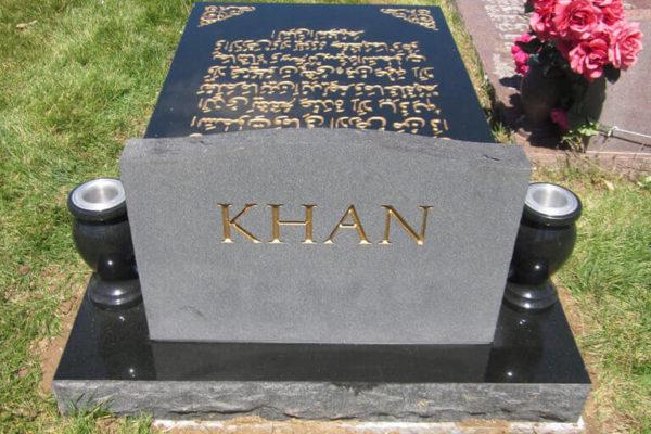 Khan back