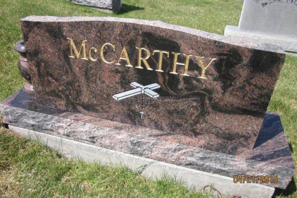 McCarthy back