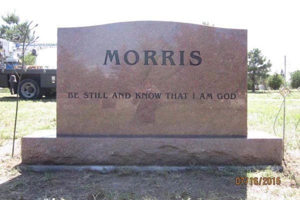 Morris back