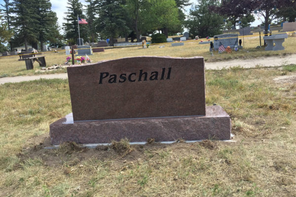 Paschall Back