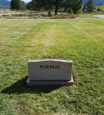 Purmal Back