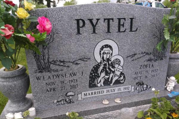 Pytel Engraving