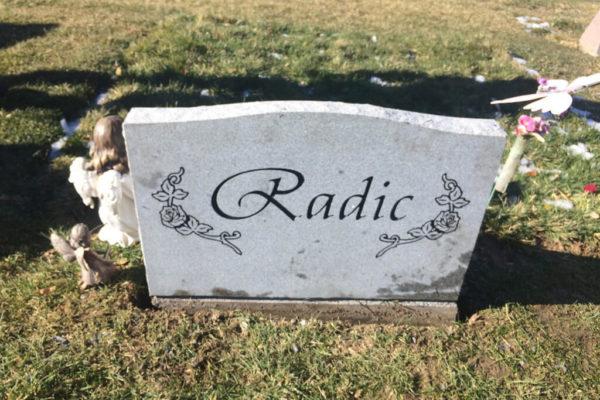 Radic back