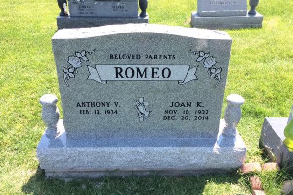 Romeo front