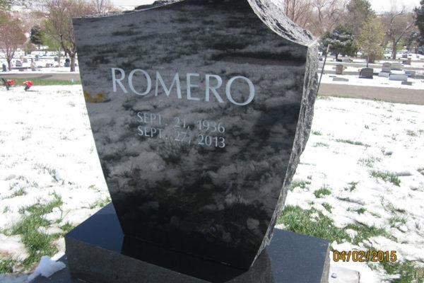 Romero back