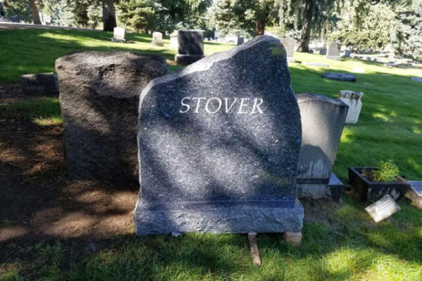 Stover Back