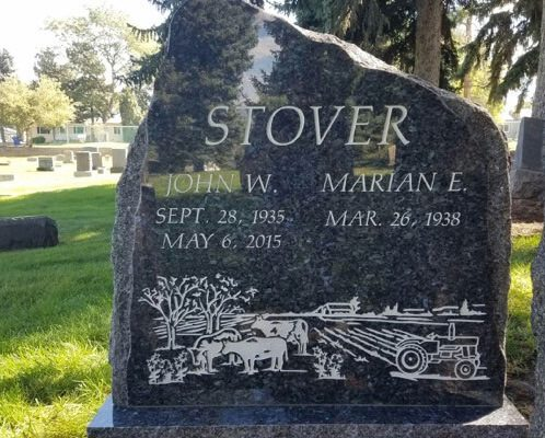 Stover Front