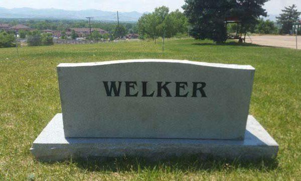 Welker Back