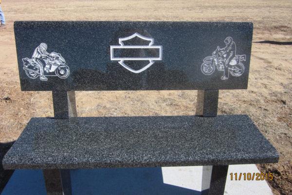 Wright bench 1