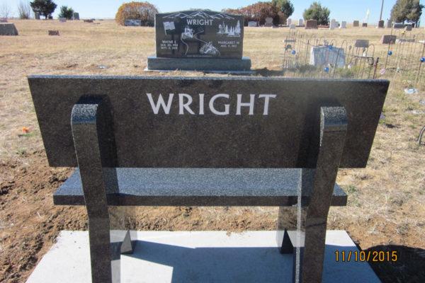 Wright bench